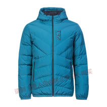 Sports down jacket Guirenniao male have cash less than that is registered in the accounts White duck down 80% 100g (including) - 150g (excluding) Hood zipper nylon