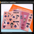 Cartoon card / Pendant / stationery Stickers Junior volleyball player Over 14 years old goods in stock Japan Carlis