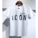 T-shirt Youth fashion White, black thin 170(M),175(L),180(XL),185(XXL),190(3XL) Piplan Short sleeve Crew neck standard Other leisure summer DT861 youth routine tide 2021 Alphanumeric printing cotton Creative interest No iron treatment More than 95%