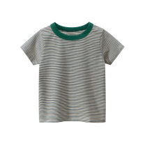 T-shirt Other / other 90cm,100cm,110cm,120cm,130cm,140cm neutral summer Short sleeve Crew neck Korean version No model nothing cotton other Cotton 100% Class A other 18 months, 2 years old, 3 years old, 4 years old, 5 years old, 6 years old, 7 years old, 8 years old, 9 years old Chinese Mainland