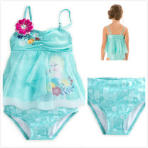 Bathing suit Other / other female Children's split swimsuit Class A 2 years old, 3 years old, 4 years old, 5 years old, 6 years old, 7 years old, 8 years old