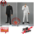 Military personnel zone Over 6 years old Other / other Soldier suit (no element) Trendsetter goods in stock ZY16-16 1/6 A black, B white 12 inches ZY16-16 static state Chinese Mainland