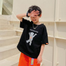 T-shirt Black, apricot, black 1, apricot 1 Zhen Youfan male summer Short sleeve Crew neck leisure time There are models in the real shooting nothing cotton other Cotton 100% Class B other Four, five, six, seven, eight, nine, ten, eleven, twelve Chinese Mainland Zhejiang Province Taizhou City