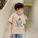 T-shirt Grey, coffee, coffee 1, grey 1 Zhen Youfan male summer Short sleeve Crew neck leisure time There are models in the real shooting nothing cotton other Cotton 100% Class B other Four, five, six, seven, eight, nine, ten, eleven, twelve Chinese Mainland Zhejiang Province Taizhou City