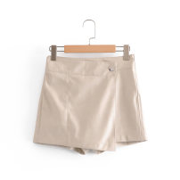 Casual pants As shown in the figure XS,S,M,L Autumn 2020 shorts High waist street routine 18-24 years old Europe and America