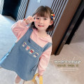 Dress Red, pink female Other / other 80cm tag 80 is suitable for 0-1 years old, 90cm tag 90 is suitable for 1-2 years old, 100cm tag 100 is suitable for 2-3 years old, 110cm tag 110 is suitable for 3-4 years old, 120cm tag 120 is suitable for 4-5 years old, 130cm tag 130 is suitable for 5-6 years old