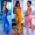 Casual pants White, yellow, red, gray, black, blue, light blue, pink S. M, l, XL, 3XL, 4XL, XXL Autumn 2020 trousers High waist commute routine 25-29 years old 81% (inclusive) - 90% (inclusive) M2886 Other / other polyester fiber fold