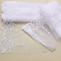 Lace / lace Japanese  White, refined white