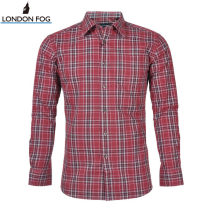 shirt Fashion City London fog 160 / 76b / XS 160 / 80B / s 165 / 84B / M 170 / 88B / L 175 / 92B / XL 180 / 96b / XXL 185 / 100b / XXXL out of stock size consultation customer service replenishment F6 red, Z6 grey routine Pointed collar (regular) Long sleeves easy daily autumn LW12WH037 youth 2015