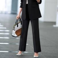 Suit pants / suit pants 50. Ll, 3l, 4L, 6L, 5L black Spring 2021 OL