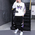 Leisure sports suit summer M L XL 2XL 3XL 4XL Long sleeves Pasok trousers teenagers Sweater Summer 2020