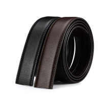Belt / belt / chain other 3.0 wide black belt one price 3.5 wide deep brown belt one price 3.0 wide brown belt one price 3.5 wide black belt one price male belt Versatile Single loop Youth, middle age and old age Glossy surface alone 120cm 125cm 115cm 110cm