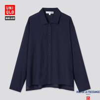 shirt 150/76A/XS 155/80A/S 160/84A/M 160/88A/L 165/92A/XL 170/100B/XXL 175/108C/XXXL Spring 2021 cotton 96% and above Long sleeves other Regular other lattice 25-29 years old UNIQLO / UNIQLO Cotton 100% Same model in shopping mall (sold online and offline)