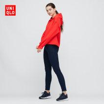 Sweater / sweater Spring 2021 01 milky white 05 day grey 08 dark grey 09 black 14 agate red 30 light beige 51 tender green 150/76A/XS 155/80A/S 160/84A/M 160/88A/L 165/92A/XL 170/100B/XXL 175/108C/XXXL 91% (inclusive) - 95% (inclusive) UNIQLO / UNIQLO polyester fiber UQ433699000