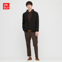 Jacket UNIQLO / UNIQLO other 09 black 160/76A/XS 165/84A/S 170/92A/M 175/100A/L 180/108B/XL 185/112C/XXL 185/120C/XXXL 185/128C/XXXXL standard Other leisure autumn UQ425422000 Cotton 56% polyester 44% Autumn 2020 Same model in shopping mall (sold online and offline)