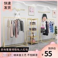 Clothing display rack clothing Metal Official standard 120x40x160cm
