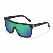 Sun glasses currency square PC Mirror case Anti UVA, anti UVB, polarized light no