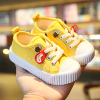 canvas shoe neutral Other / other canvas Velcro spring and autumn other Low Gang Solid color b111 children canvas leisure time