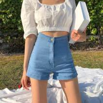 Jeans Summer 2021 Blue, black S,M,L shorts Other / other