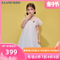 Dress Ivory / 39 female E·LAND KIDS 110cm 120cm 130cm 140cm 150cm 160cm 165cm Other 100% summer princess Short sleeve other A-line skirt EKOWB6623Q 6 years old, 7 years old, 8 years old, 9 years old, 10 years old, 11 years old, 12 years old, 13 years old and 14 years old