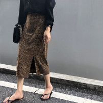 skirt Autumn of 2018 Average size Picture color 18-24 years old Other / other