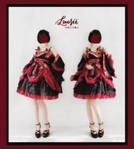 Lolita / soft girl / dress soufflesong L,M,S