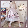 Lolita / soft girl / dress Sweetheart vending machine S,M,L Summer, spring, spring and Autumn goods in stock Lolita, soft girl