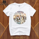 T-shirt Hip fish 120cm 130cm 140cm 150cm 160cm/S 165cm/M 170cm/L male summer Short sleeve Crew neck motion There are models in the real shooting nothing cotton other Cotton 100% DX-00008 Class B Sweat absorption Summer 2020