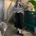 Fashion suit Spring 2021 Average size Shirt single skirt single 18-25 years old Gooseby P7zbO 31% (inclusive) - 50% (inclusive) cotton Polyester 89.7% others 10.3% Pure e-commerce (online only)