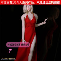 Military personnel zone Over 14 years old JIAOU DOLL Spare parts of soldiers and men Trendsetter goods in stock 1/6 12 inches Clothes, shoes and hats static state Chinese Mainland Marvel