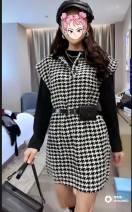 Fashion suit Autumn of 2019 Average size Belt for suit