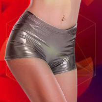 underpants female Red, black, purple, gold, silver, lake blue, blue, rose red, green, fruit green, magic color, mly1012ra-1, mly1012ra-2, mly1012ra-3, mly1012ra-4, mly1012ra-5, mly1012ra-6, mly1012ra-7, mly1012ra-8, blue red, red, black S,M,L,XL,XXL,XXXL Other / other 1 Polyester (polyester) boxer