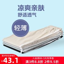 trousers Habiru  male 120cm 130cm 140cm 150cm 160cm 170cm 180cm summer trousers leisure time There are models in the real shooting Casual pants Leather belt middle-waisted cotton Don't open the crotch Cotton 98.5% polyurethane elastic fiber (spandex) 1.5% Class B Summer 2020 Chinese Mainland