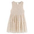 Dress Summer of 2019 Picture color [9612] XS,S,M,L Short skirt singleton  Sleeveless street Crew neck High waist Socket Sequins bb1909801111 Europe and America