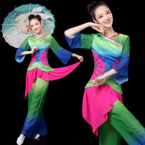 National costume / stage costume Summer 2017 green XS S M L XL XXL XXL customized 4XL customized 5XL customized 6xl customized (return not supported) XZ2017104 Showzio / sleeve pose Other 100% Pure e-commerce (online only)