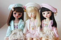 BJD doll zone suit 1/6 Over 14 years old Customized Lavender, sheep baa, dahlia Eight, six, holala Other / other