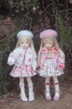 BJD doll zone suit 1/6 Over 14 years old Customized White, pink Full payment Other / other