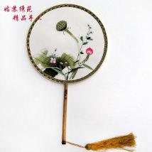 Suzhou embroidery Украшение произведений искусства Минг и Цин классический Вышивальный суд Гусу