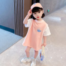 Dress Green orange pink female Mikir / mikir 90cm 100cm 110cm 120cm 130cm Cotton 95% other 5% summer Korean version Short sleeve Cartoon animation cotton Straight skirt MXMYX47 Class A Summer 2021 3 months 12 months 6 months 9 months 18 months 2 years 3 years 4 years 5 years 6 years Chinese Mainland