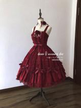 Lolita / soft girl / dress Morning light and morning dew 2XL,L,M,S,XL goods in stock Lolita