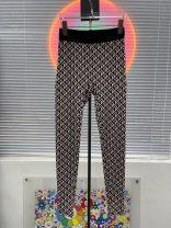 Casual pants Decor S,M,L Summer 2021 Asymmetry