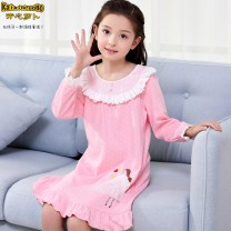 Home skirt / Nightgown Happy radish Cotton 100% 1703 pink 15148 pink 2825 pink 1898 apricot 2815 pink 1899 apricot 3783 pink 2825 purple 1776 pink 2821 apricot 1884 pink 2782 light brown 1609 Pink spring and autumn female 11-13 years old or over 13 years old 5-7 years old 7-9 years old 9-11 years old