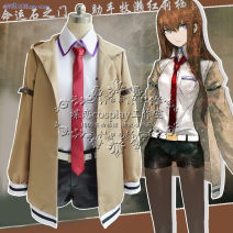 Cosplay women's wear suit goods in stock Over 14 years old comic 50. M, s, XL, XXL, customized Japan The gate of destiny stone
