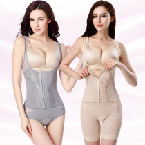 Body shaping suit Yi Shengting Tri angle (triangle) plain black button M recommended weight is about 88-100 kg, l recommended weight is about 101-116 kg, XL recommended weight is about 117-133 kg, XXL recommended weight is about 134-148 kg, XXXL recommended weight is about 149-160 kg Sleeveless nylon