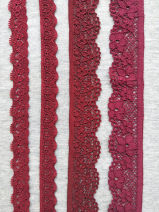 lace Jujube red No.1, jujube red No.2, jujube red No.3, jujube red No.4 179