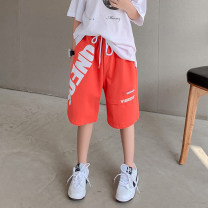 trousers Young master male 135cm 145cm 155cm 165cm 175cm Orange white black summer Pant motion There are models in the real shooting Casual pants Leather belt middle-waisted cotton Don't open the crotch Cotton 95% polyurethane elastic fiber (spandex) 5% Class B Summer 2020 Chinese Mainland