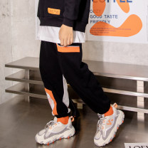 trousers Young master male 135cm 145cm 155cm 165cm 175cm black spring and autumn trousers trend There are models in the real shooting Casual pants Leather belt middle-waisted other Don't open the crotch Other 100% IXZXA25 Class B Spring 2021 Chinese Mainland Shandong Province Weihai City