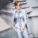suit Summer 2020 XS S M L XL 81% (inclusive) - 90% (inclusive) polyester fiber VJE Exclusive payment of tmall