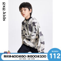 Plain coat gxg kids male 110cm 120cm 130cm 140cm 150cm summer Socket There are models in the real shooting routine other Polyester 100% other Summer 2020