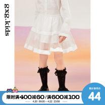 skirt 110cm 120cm 130cm 140cm 150cm White gxg kids female Polyamide fiber (nylon) 100% spring and autumn skirt other 12B236254A other Spring 2020